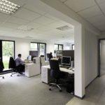 bureaux booa en open space